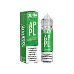 CHUBBY VAPES - BUBBLE APPLE (60ML)