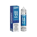 CHUBBY VAPES - BUBBLE RAZZ (60ML)