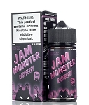 JAM MONSTER - RASPBERRY JAM (100ML)