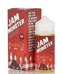JAM MONSTER - STRAWBERRY JAM (100ML)