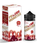 JAM MONSTER - STRAWBERRY PB & JAM (100ML)