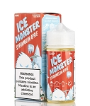 ICE MONSTER - STRAWMELON APPLE (100ML)