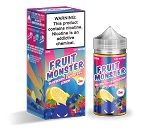 FRUIT MONSTER - BLUEBERRY, RASPBERRY, LEMON (100ML)