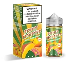 FRUIT MONSTER - MANGO, PEACH, GUAVA (100ML)