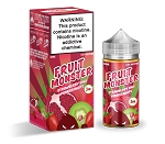 FRUIT MONSTER - STRAWBERRY, KIWI, POMEGRANATE (100ML)