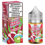 FROZEN FRUIT MONSTER SALT - STRAWBERRY KIWI POMEGRANATE ICE (30ML)