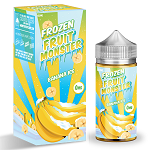 FROZEN FRUIT MONSTER - BANANA ICE (100ML)
