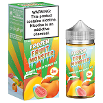 FROZEN FRUIT MONSTER - MANGO PEACH GUAVA ICE (100ML)