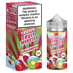 FROZEN FRUIT MONSTER - STRAWBERRY KIWI POMEGRANATE ICE (100ML)