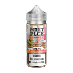 MRKT PLCE ICED - PINEAPPLE PEACH DRAGONBERRY ICED (100ML)